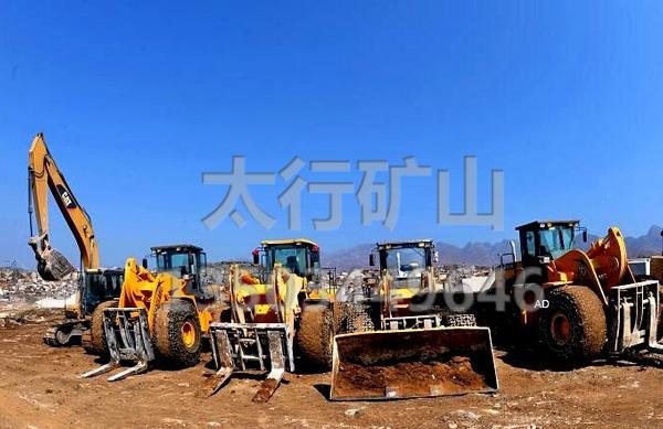 矿山机械发展速度将放慢 创新能力待提高